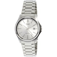 67d239e5f42844 Shop Casio Women's 'Classic' Stainless Steel Watch - silver - Free ...