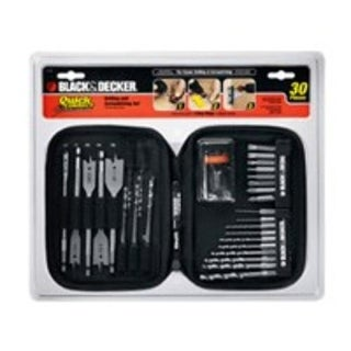 Black & Decker 71-973 Quick Connect Set, 30 Pieces
