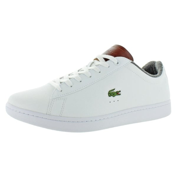 klassikko kiva halpa koko 40 Shop Lacoste Mens Carnaby Evo 318 2 Casual Shoes Ortholite ...