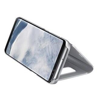 Samsung Electronics Mobility - Ef-Zg950csegus - Galaxy S8 S View Flipcover Slv