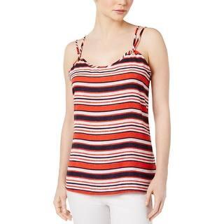 84b52da6880f3 Buy Red kensie Sleeveless Shirts Online at Overstock