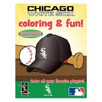 Hawks Nest Publishing  Coloring Activity Book - Chicago White Sox
