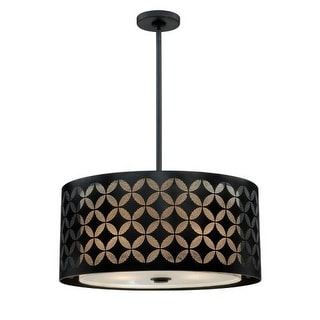 Vaxcel Lighting P0037 Astre 4 Light Pendant