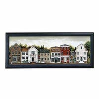 Framed Print Small Town 39 x 15 | Renovator's Supply
