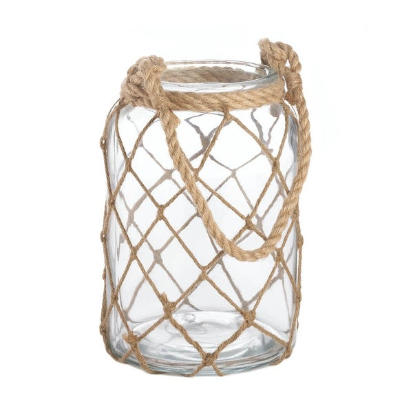 Innovative Large Fisherman Net Candle Lantern