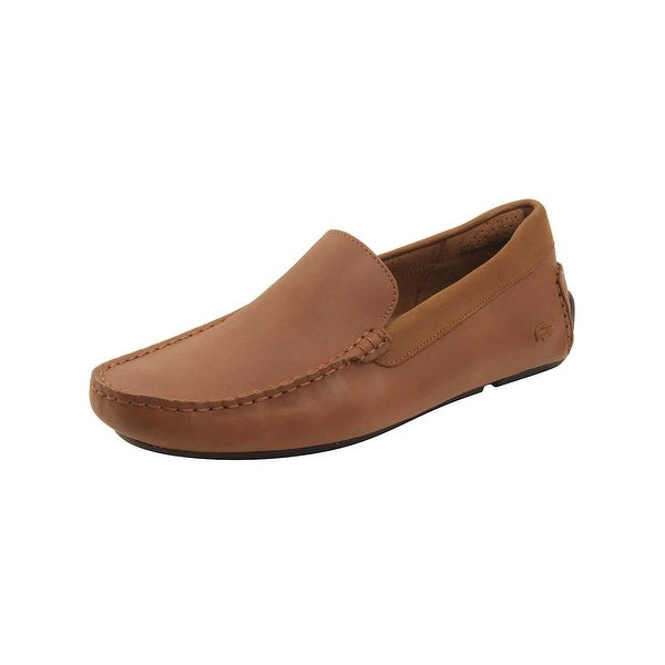 853239e2e9dd Shop Lacoste Men s Piloter 317 Loafer - Free Shipping Today ...