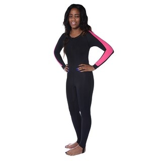 Ivation Womens Wetsuit - Lycra Full Body Diving Suit & Sports Skins