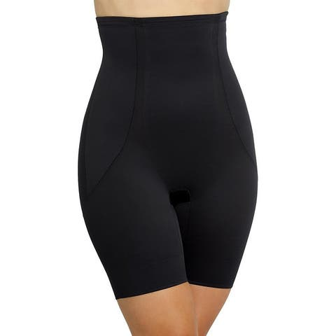 Miraclesuit Women's Shapewear Black Size Small S Slimming Shorts