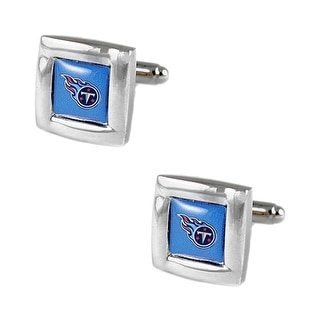 NFL Tennessee Titans Square Cufflink