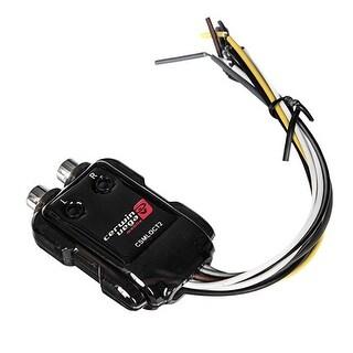 Cerwin Vega Stroker 2-ch mini line output converter w/ trigger