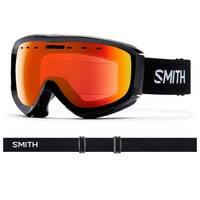 Smith Optics 2017/18 Prophecy OTG Goggle - Black Frame, ChromaPop Everyday Red Mirror Lens