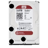 "Wd Red Wd30efrx 3.5"" 3Tb Nas Hard Disk Drive 5400 Rpm Sata 6Gbps 64Mb Cache"