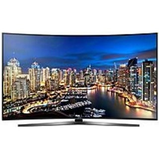 Samsung 7-Series UN55KU7500 55-inch Class UHD Smart Curved LED TV (Refurbished)