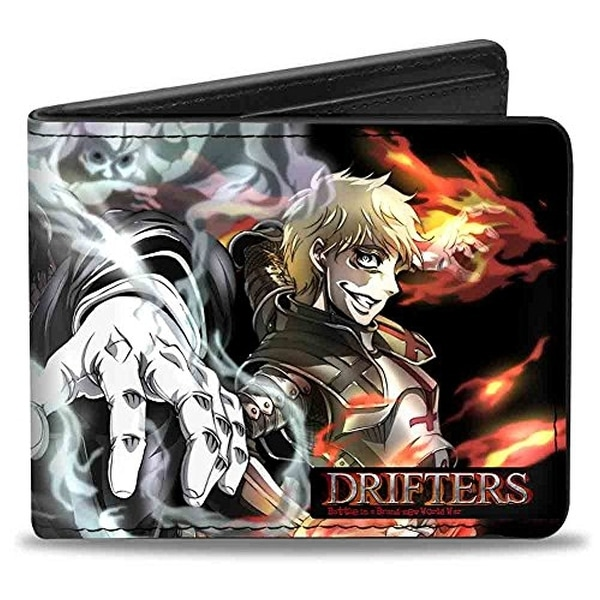 Buckle-Down Bifold Wallet Drifters
