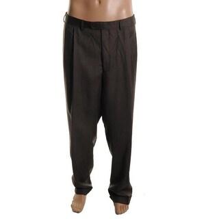 Ralph Lauren Mens Wool Cuffed Dress Pants - 34/32