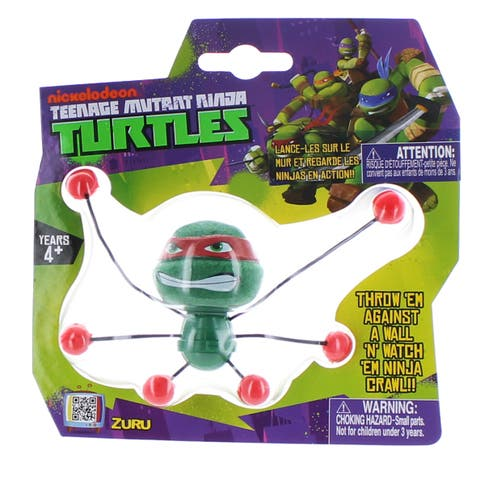 Teenage Mutant Ninja Turtles Creepeez Wall Crawler: Raphael - multi