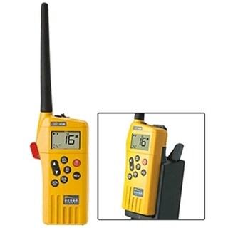 SafeSea V100 GMDSS VHF Radio - 21 Channels with Battery Kit