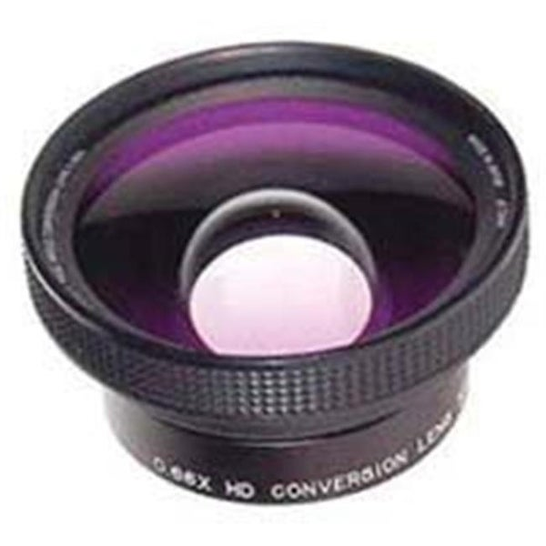Hd-6600Pro55 0.66X High Quality Wide Angle Lens - 55mm Mounting