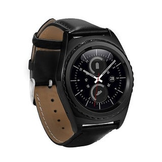 TechComm G4 Smart Watch Bluetooth GSM Heart Rate Monitor for Android Phones