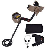 Costway Professional Metal Detector Underground Search Gold Digger Hunter 8.3'' MD-6300