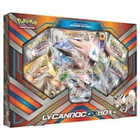 Pokemon PKU80281 Pokemon TCG Lycanroc-GX Box Card Game