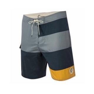 O'Neill Men's Strand 40 Navy Blue Boardshort Swim Trunks