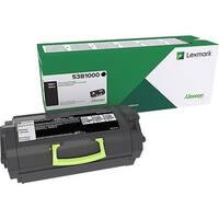 Lexmark 53B1000 MS817n Return Program Toner Cartridge Toner