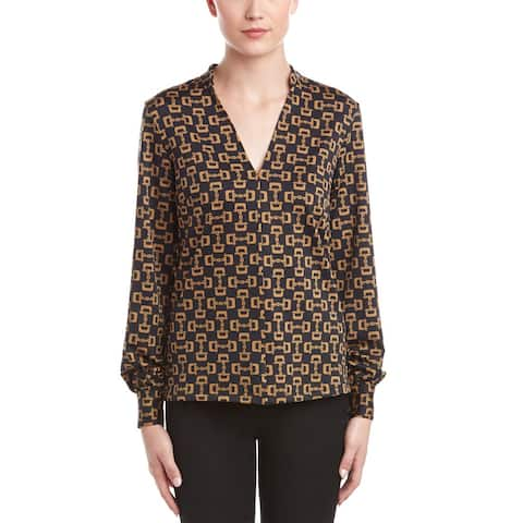 Julie Brown Blouse
