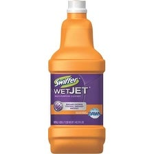 Swiffer 23681 WetJet Multi Purpose Cleaner, 1.25 L