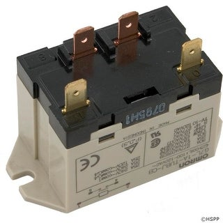 Relay, Omron, SPST, 30A, 115v