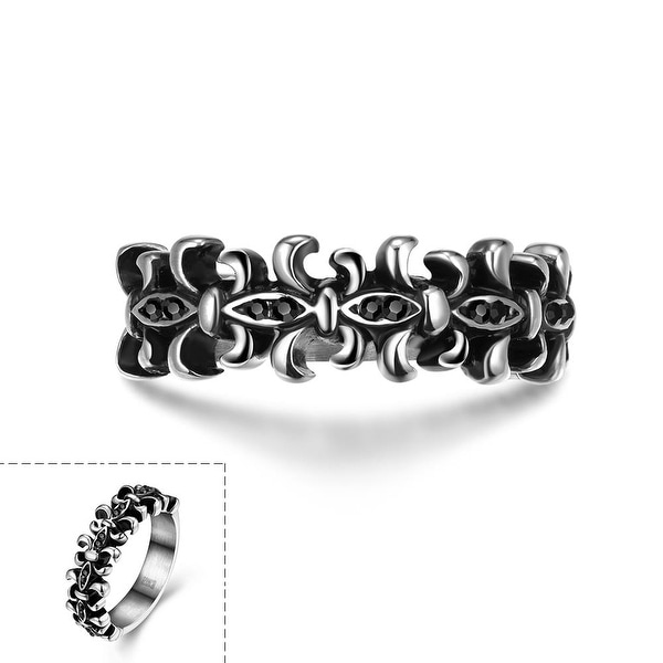 The Only Prince's Crown Stainless Steel Ring