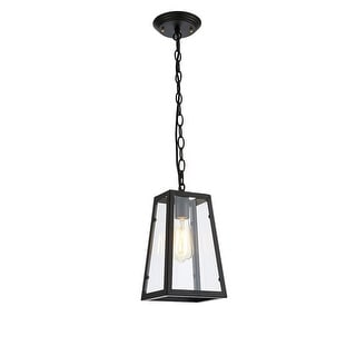 Link to Vintage Inspired Glass Pendant Light with Black Chain - Bulb Included Similar Items in Night Lights