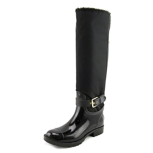 Marc Jacobs Calisa Women Round Toe Synthetic Black Winter Boot