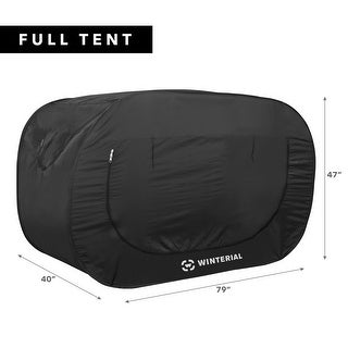 Winterial Pop Up Bed Tent / Camping / Indoor / Outdoor / Full