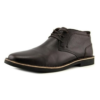 Kenneth Cole Reaction Desert Sun   Round Toe Leather  Chukka Boot