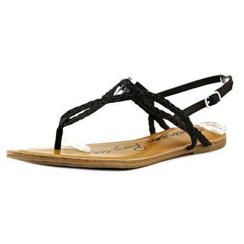 American Rag Womens Akeira Split Toe Casual T-Strap Sandals