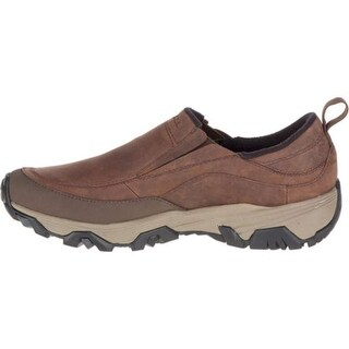 Merrell Womens ColdPack Ice+ Moc Waterproof Low Top Slip On Walking Shoes - 6.5