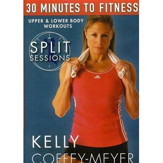30 Minutes to Fitness: Split Sessions Upper & Lowe [DVD]