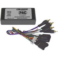 Pac C2R-Gm29 Radio Replacement Interface (29-Bit Interface For 2007 Gm(R) Vehicles With No Onstar(R) System)