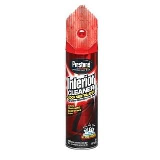 Prestone AS-345 Interior Carpet Cleaner, 18 Oz