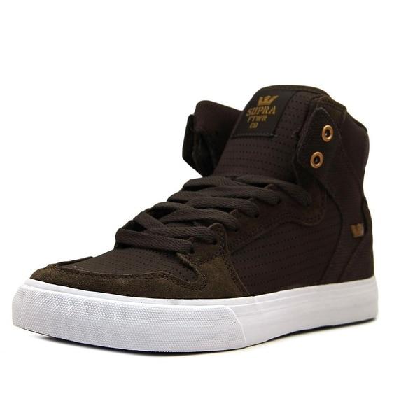 9b412ddcc61c Shop Supra Vaider Demitasse Copper Skateboarding Shoes - Free ...