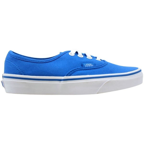 Shop Vans Authentic French French Blue