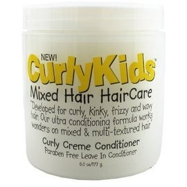 Curly Kids Curly Creme Conditioner, 6 oz