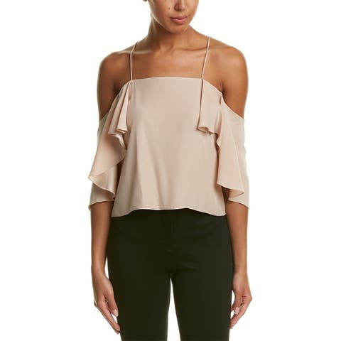 Jay Godfrey Silk Blouse