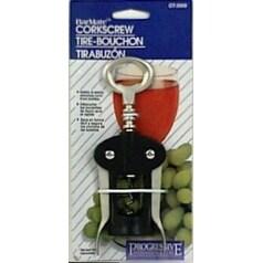 Progressive GT-3009 Corkscrew, Hand Wash, Plastic And chrome