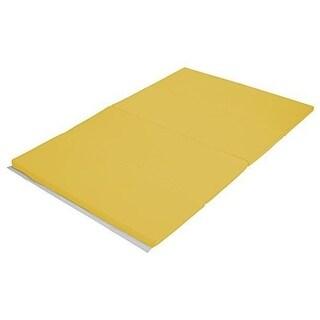 s 4 x 6 in. SoftZone Runway Tumbling Mat, Yellow