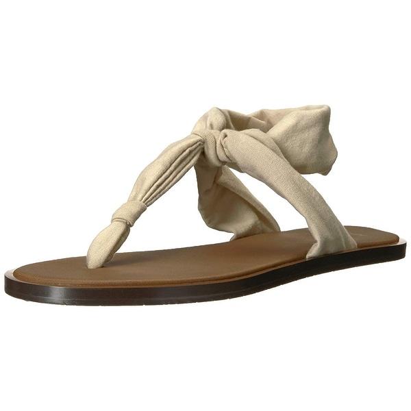9d14329accefbd Shop Sanuk Women s Yoga Sling Ella LX Flip-Flop - 5 - Free Shipping ...