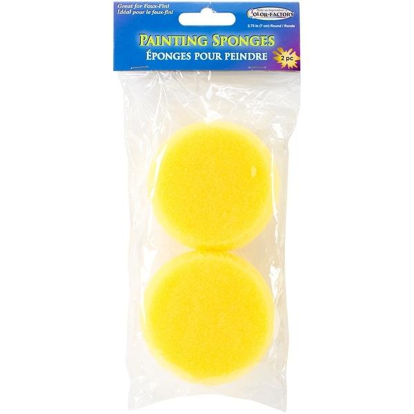 """Painting Sponges 2/Pkg-2.75"""""""
