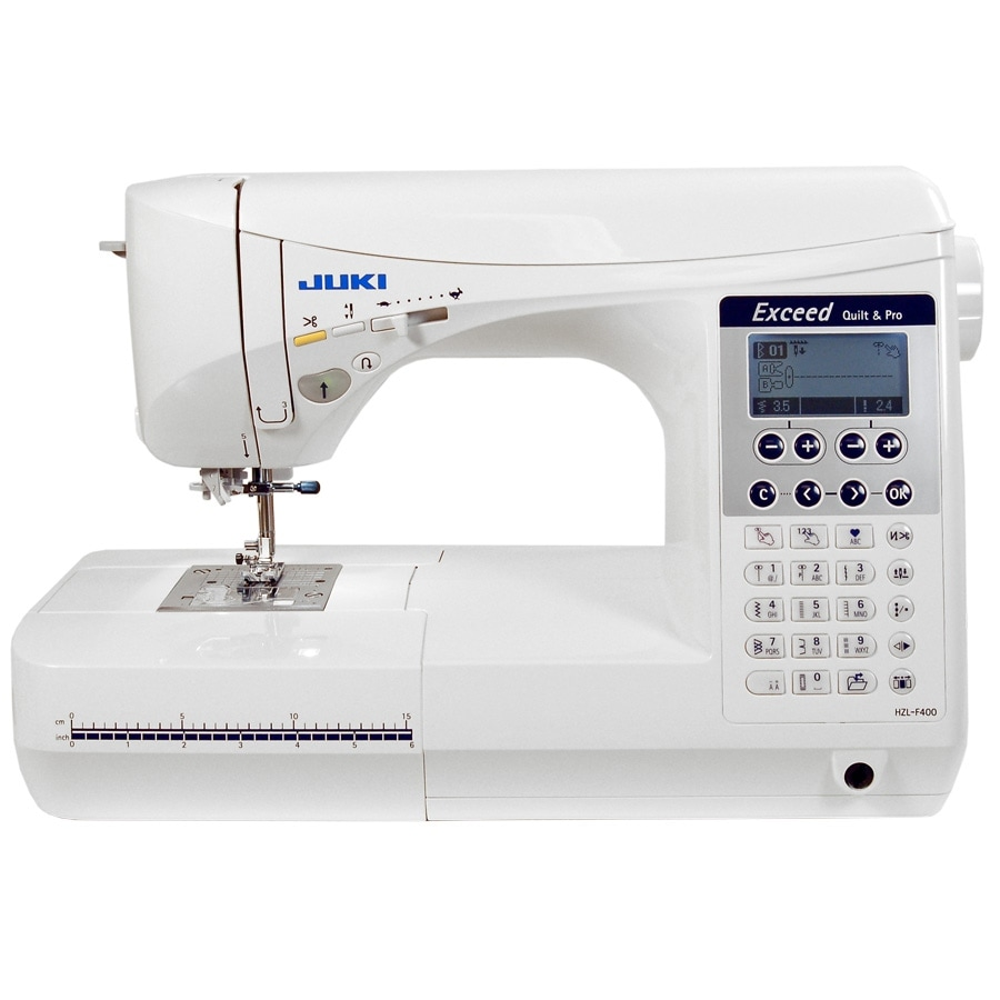 "Juki Exceed HZL-F400 Quilt Pro Computerized Sewing Machine - 1"""" x 1"""" x 1"""" (1"""" x 1"""" x 1"""")"