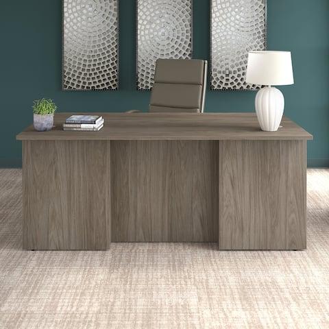 Office 500 72W x 36D Executive Desk by Bush Business Furniture